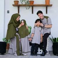 COUPLE KELUARGA BAROKAH SC - COULPLE FAMILY - BAJU PASANGAN KELUARGA