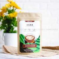 Choco Ginger Hot Chocolate Ginger Minuman Cokelat Jahe AGRADAYA