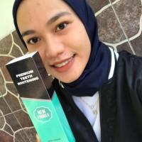 Super Whitening Teeth Premium - Pemutih Gigi Herbal Alami (Pasta Gigi)