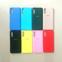 Samsung A30s A50s A50 Soft Silicone Rubber Back Cover Case