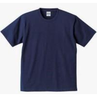 Kaos Anak Polos Biru Dongker - XS S M L XL