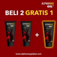 ALPHAMAX GEL+ ORIGINAL (Beli 2 Gratis 1)