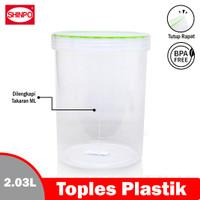 SHINPO Toples Plastik XL 2.03L Tempat Cemilan Food SPO-SIP-352XL
