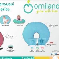 Bantal Menyusi Cube Series Omiland