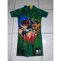Baju renang anak diving benten (TK)
