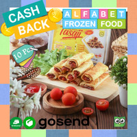 Kebab Mini Frozen Tasaji Danta Pesona isi 10 Termurah