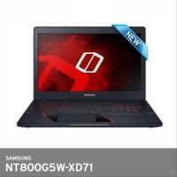 Premium.. Samsung Odyssey Gaming Laptop Nt800G5W-Xd71 I7-7700Hq 2.8G