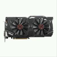 VGA MURAH KEREN PCI-E ASUS Nvidia Geforce GTX 970 STRIX DC2 OC 4GB D