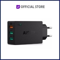 Jual Aukey Power All 3 Port USB Wall Charger PA T14 Quick Charge 3 0