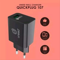 UCH107-UNEED Quick Plug Wall Charger Qualcomm Quick Charger 3.0A Or