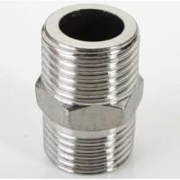 double nepel / naple stainless untuk water heater ariston