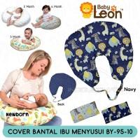 Sarung Bantal Menyusui BABY LEON Cover Bantal Bayi BY-95-10