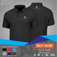 Polo Shirt Kaos Kerah Apple Think Different Kaos Polo Good Quality