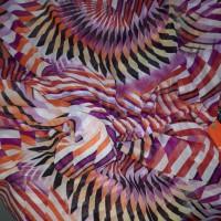 kain Ceruty zara/bahan outher dan kerudung
