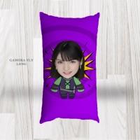 Bantal Sofa / Cushion foto karikatur - Gamora Fly Long