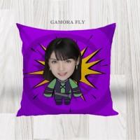 Bantal Sofa / Cushion foto karikatur - Gamora Fly