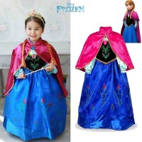Dress Anna Frozen / Dress Anna Winter - B2W2 - 110