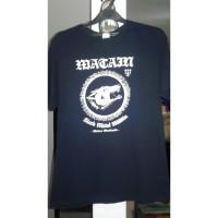 VINTAGE WATAIN - BLACK METAL MILITIA - WOLVES WORLDWIDE T shirt