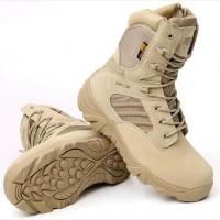 Sepatu Army Delta Force 8 / Sepatu Delta Cordura Tactical Boots