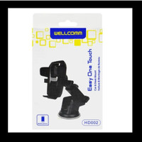 Car Holder/Holder Mobil Dasboard Wellcomm HD002