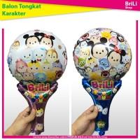 Balon Tongkat Tsum Tsum | Balon Pentung | Souvenir Ultah