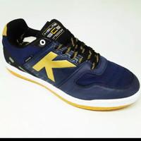 sepatu futsal KELME intense indigo blue original new termurah