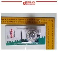 Wipro W8607 ANGLE GAUGE Meter Kunci Sock Torsi Meter Torque 1/2 Inch