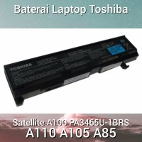 Baterai Laptop Toshiba Satellite A100 PA3465U-1BRS