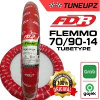FDR 70/90-14 FLEMMO BAN LUAR TUBETYPE MATIC MIO FINO BEAT NO TUBELESS