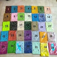 slayer banyak pilihan warna bandana batik