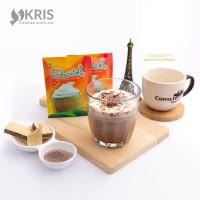 Cappuccino ekorich flavor powder 25 gr - bubuk minuman
