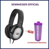 Sennheiser HD 206 Over Ear Headphones HD206 - Black