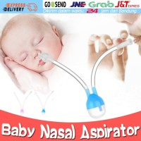Nasal Aspirator Penyedot Ingus Sedotan Sedot Cairan Hidung Bayi Baby