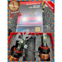 LED Autovision RS300 LED H11 30w 4200 Lumens 3 Warna Lampu Bohlam 6000