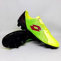 Sepatu Bola Lotto Blade FG - Safety Yellow Berkualitas