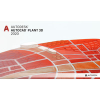 Autodesk AutoCAD Plant 3D 2020 + SANDISK FLASHDISK 16 GB USB 3.0