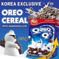 POST Oreo O's Cereal with Marshmallow isi 250gram -Terenak Termurah