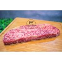 Sirloin Wagyu Meltique Beef Steak AUS (Qty. 400 gr)