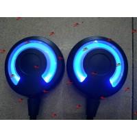 Spion Bulat Lampu Led Scoopy / Genio / Vario (Khusus Honda) Biru
