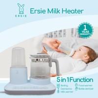 ERSIE MULTIFUNCTION MILK HEATER 5in1 Bottle Sterilizer Boiling Warmer