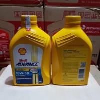 Oli Shell Matic Ax5 10w30 08lt