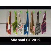 Striping-lis-sticker mio soul gt 2012