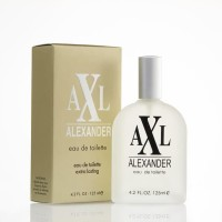 AXL Alexander Eau de Toilette Gold 125 ml