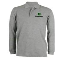 Polo Shirt Kaos Kerah Tangan Panjang CONSINA
