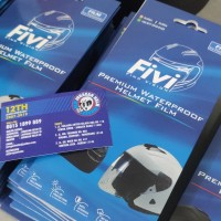 FIVI Find Vision Water Repellent/Anti Air untuk Kaca Helm
