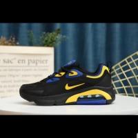 Sepatu nike Air Max 200 Black Blue Yellow Premium Quality