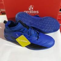 sepatu Futsal merk Ardiles biru/royal fsdg-hypatia FL-B
