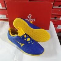 sepatu Futsal merk Ardiles biru/royal fsdg-ximenez FL-B