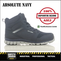 Sepatu Safety Jogger / Safety Shoes / Absolute Navy - 39