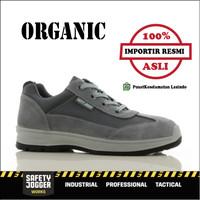 Sepatu Safety Jogger / Jogger Safety Shoes / Organic - 36